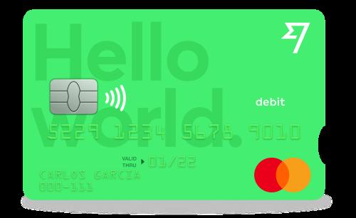 Carta di Debito Transferwise