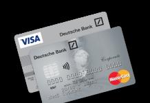 Carta di Credito Deutsche Bank