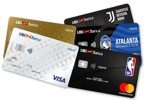 Carte di Credito UBI Banca