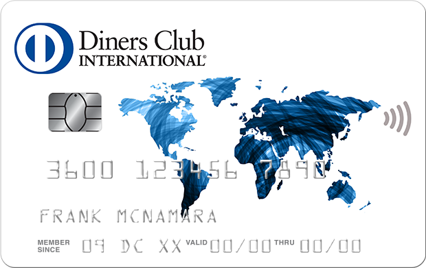 La carta di credito Diners Club International | Diners Classic Club