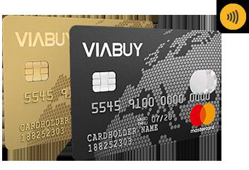 carta di credito ViaBuy | Anteprima carte