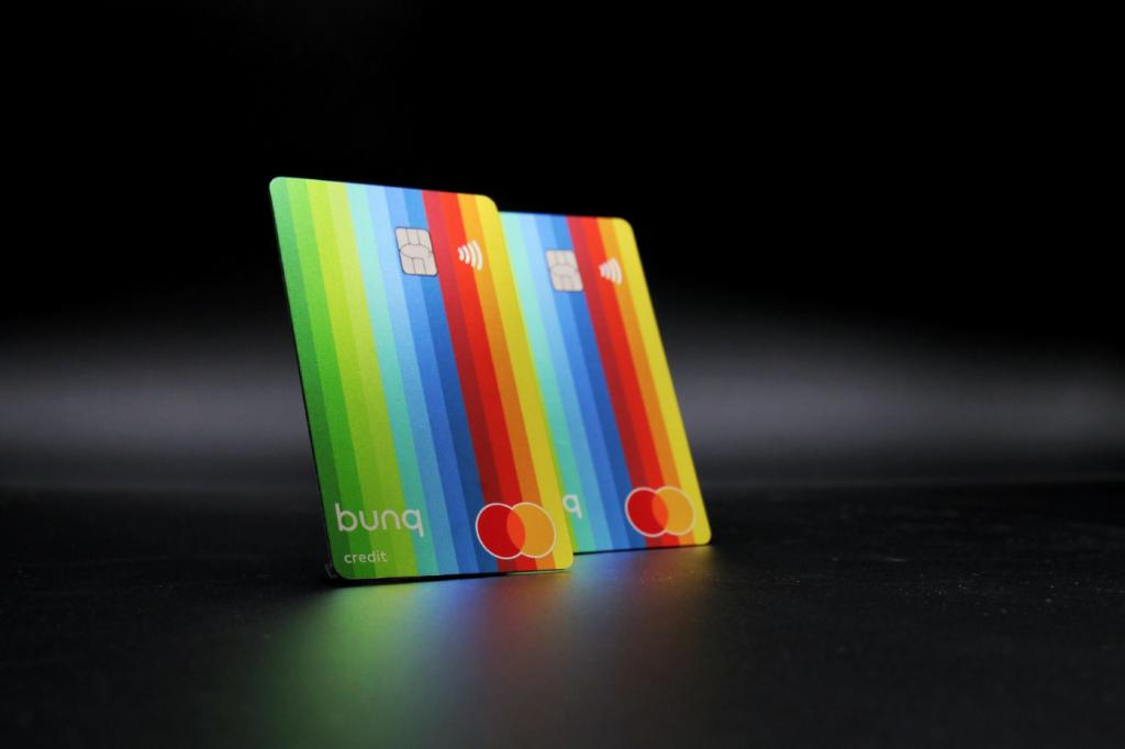 carta di credito bunq travel card