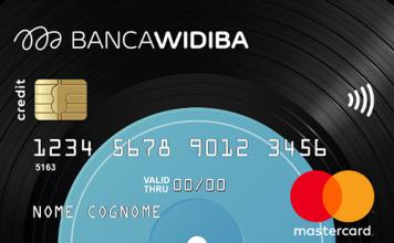 carta di credito conto widiba