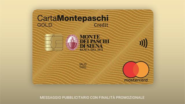 Monte Paschi Gold
