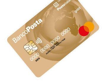 Carta Bancoposta Oro