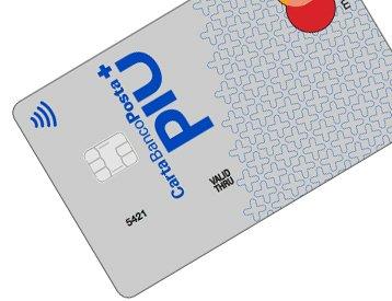 Carta BancoPosta Più