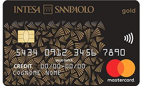 Intesa Sanpaolo Gold Card