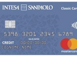 Carta di Credito Sanpaolo Classic Card