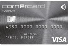 Cornercard Platinum