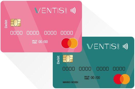 Ventis Card BCC