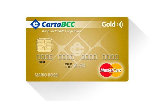 Carta di credito BCC Gold