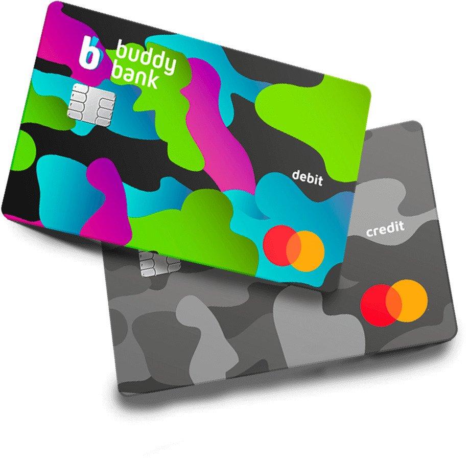 Carte BuddyBank