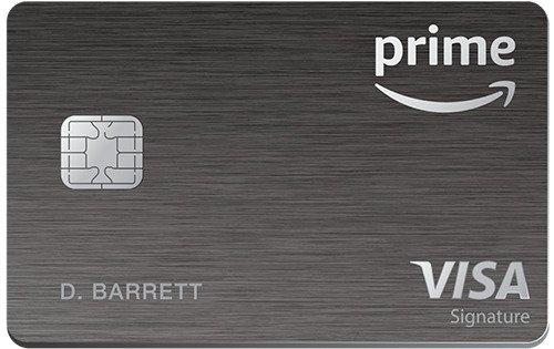 Amazon Cashback Rewards Prime